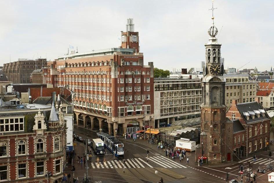 בניינים באמסטרדם