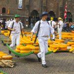 אטרקציות אוכל בהולנד | שווקים, סיורים, סדנאות וגבינות