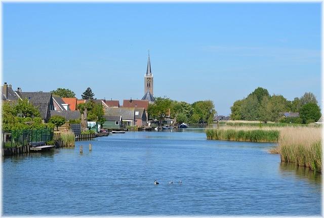 village in holland