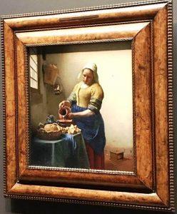 ציור במוזיאון באמסטרדם